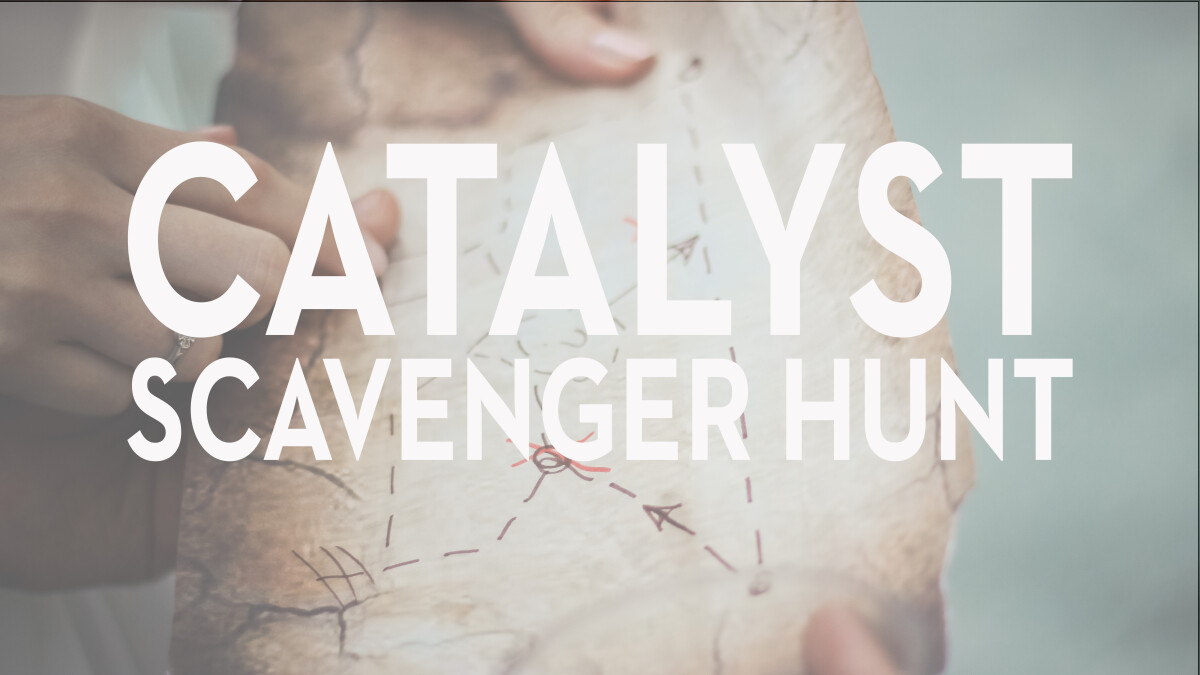 All Catalyst Mall Scavenger Hunt