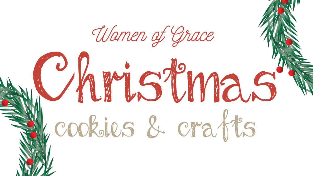 Christmas Cookies & Crafts