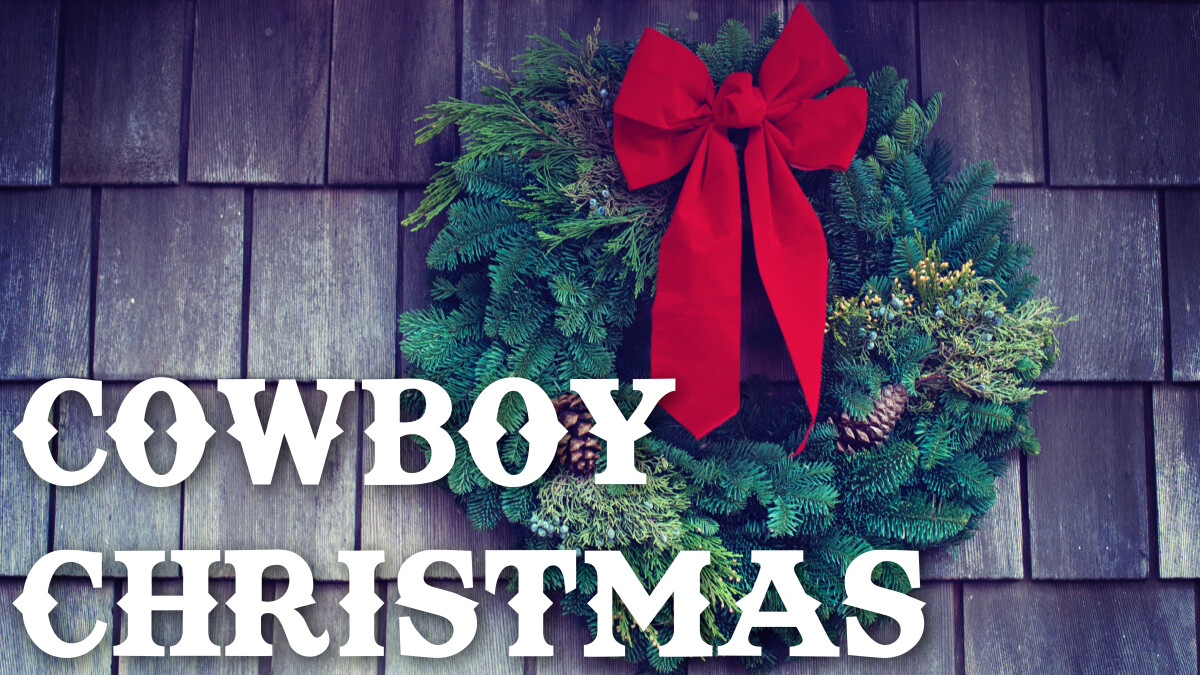 Cowboy Christmas Party (Middle School)