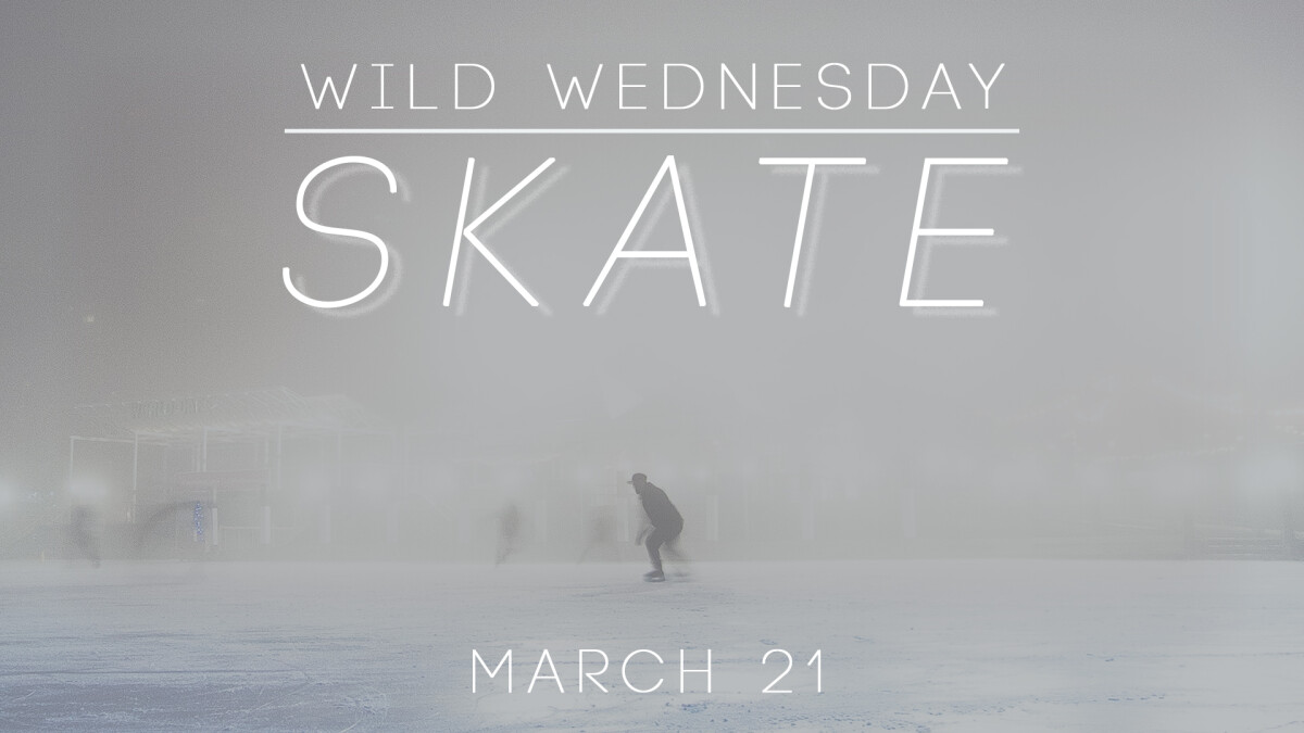 Middle School Wild Wednesday- Ice Skating