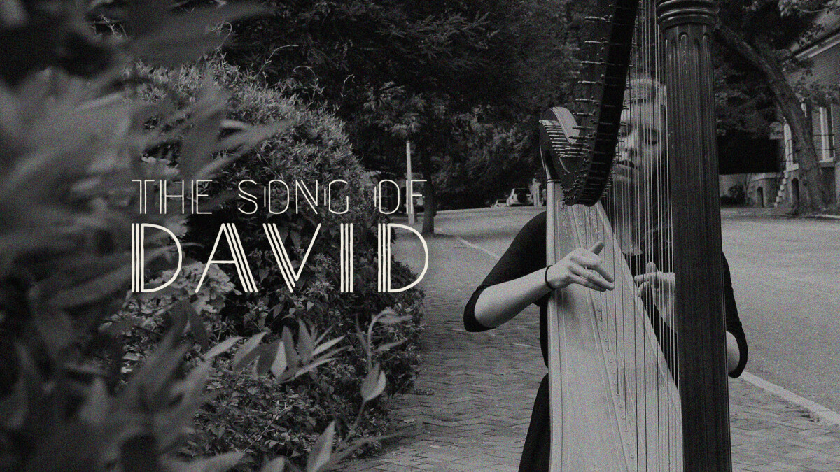 The Song of David - An Evening of Worship with Harpist Bethany Lancaster